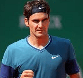 Roger Federer, a class act image