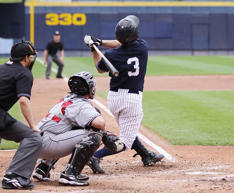 Swing batter image