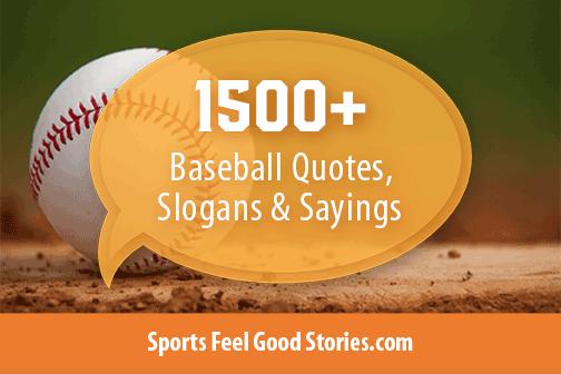 Baseball quotes image