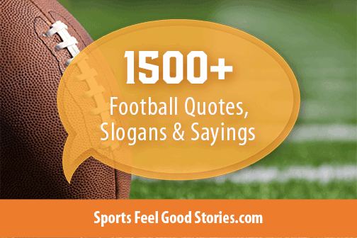 Marvelous Football Quotes Image