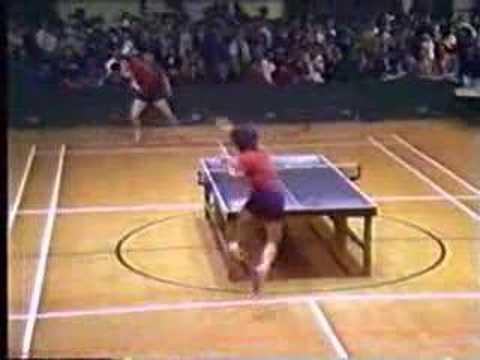 basement ping-pong image