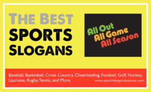 Sports Slogans image