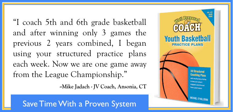 Youth basketball practice plans endorsement