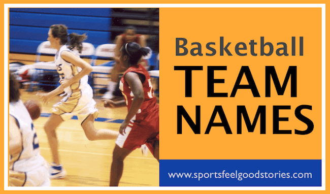How To Come Up With The Best Hoops Team Name