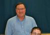 Thomas Bowlin and Dad image