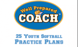 Softball practice plans book