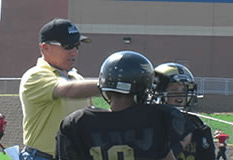 Football Coach and Author Dave Cisar