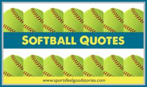 Softball Quotes image