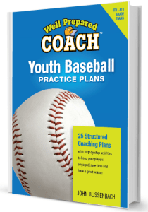 Youth baseball practice plans guide