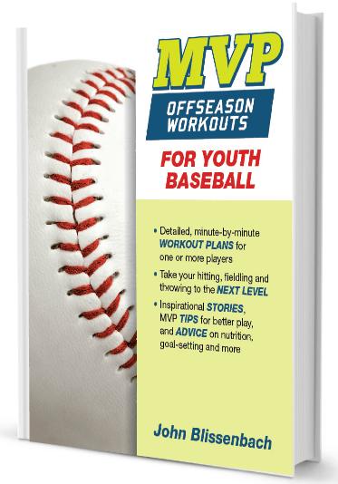 Baseball training program image