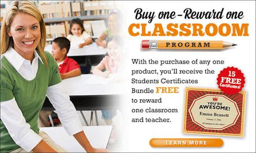 class reward program image