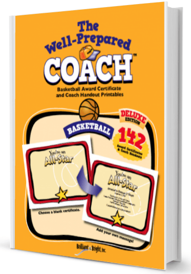 Basketball Awards Certificates Templates