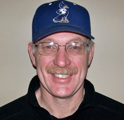 Baseball author John Blissenbach