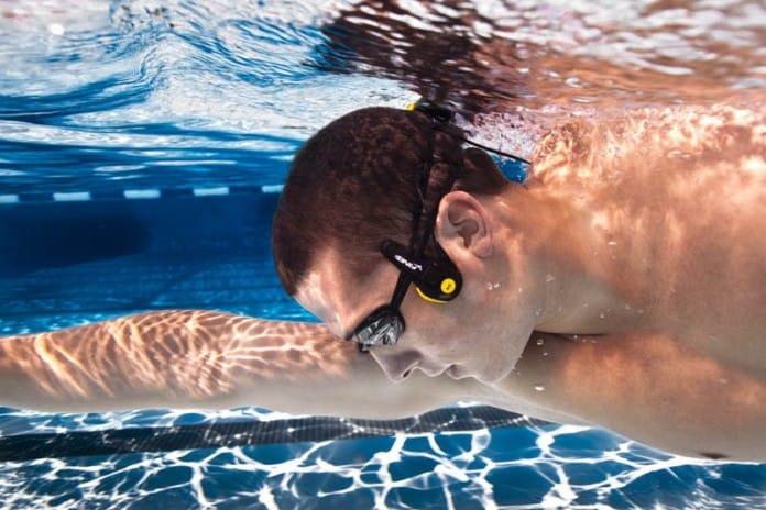 Neptune underwater MP3