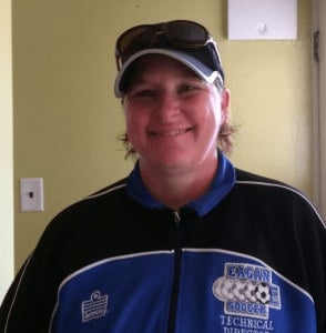 Colleen Carey - Soccer Author