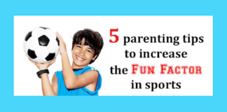 Sports Parents tips image