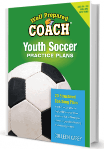 Colleen Carey's new soccer book