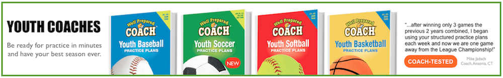 Practice Plans for Youth Sports