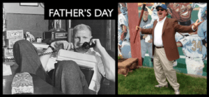 Mike Veeck on Father's Day image