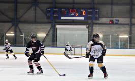 Hockey feel good story