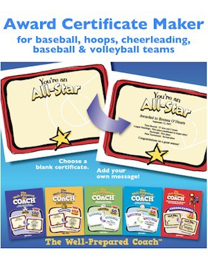 Award Certificate Template ad