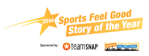 Sports Feel Good Story Contest