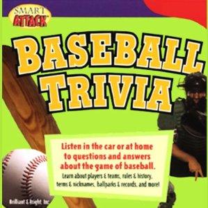 Audio Baseball Trivia Game