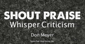 Don Meyer Quotes