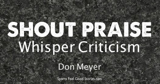 Basketball Quotes - Don Meyer