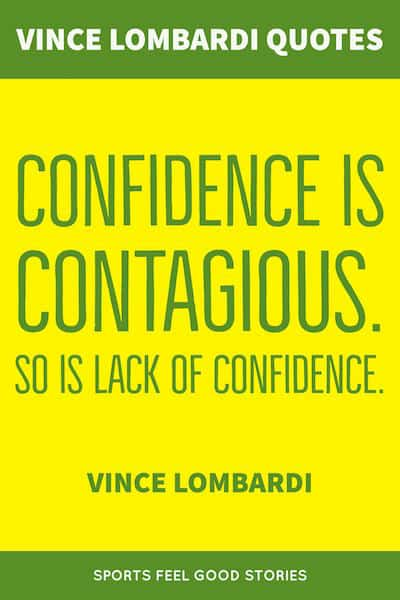 Lombardi Sayings image