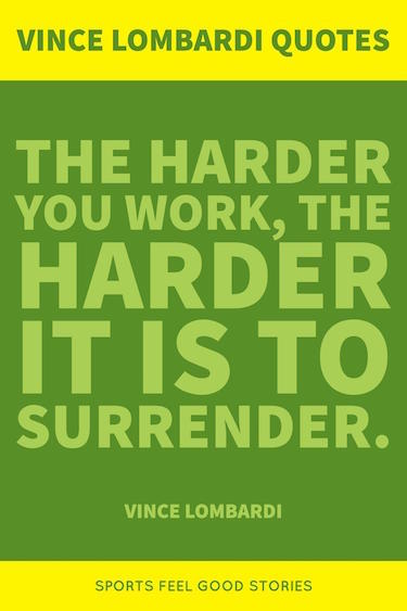 Harder it is to surrender quotation image
