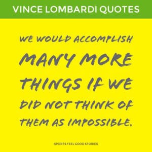 Vince Lombardi Quotes image