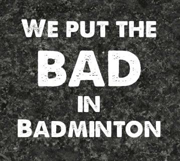 Badminton slogans, sayings and mottos