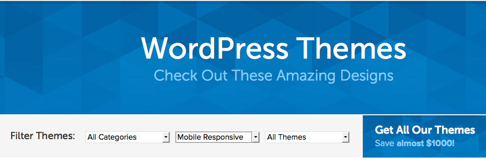mobile responsive filter