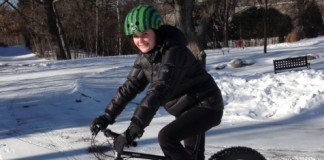 Snow Biking: 7 Beginners' Tips
