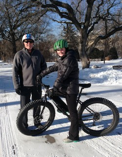 Snow Biking: 7 Beginners' Tips