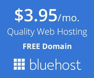 $3.95 bluehost image