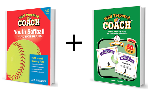 Softball Coaching Bundle