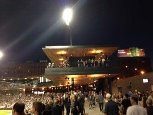 Mike Veeck's stadium image