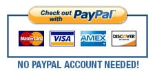 PayPal and Credit Card button image