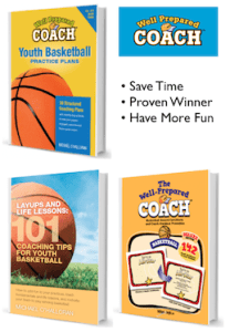 Basketball practice coaching bundle image