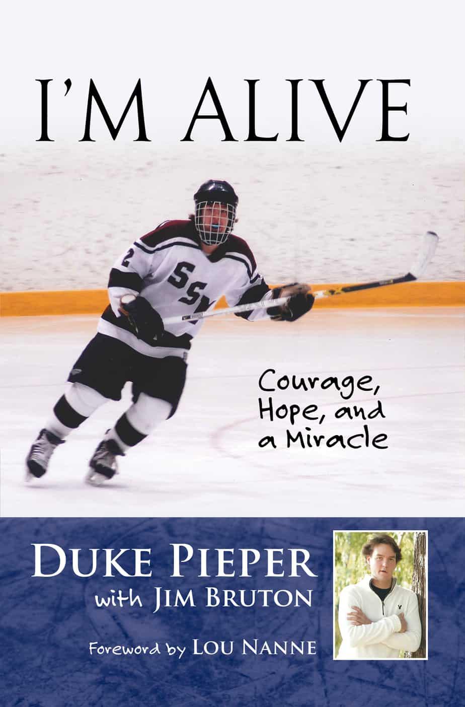 I'm Alive Cover image