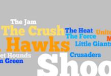 team nicknames