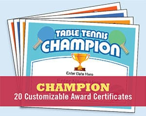 champion certificates templates image
