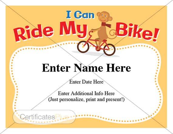 Kid Certificates Milestones image