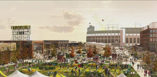 The NFL Draft Belongs in Green Bay