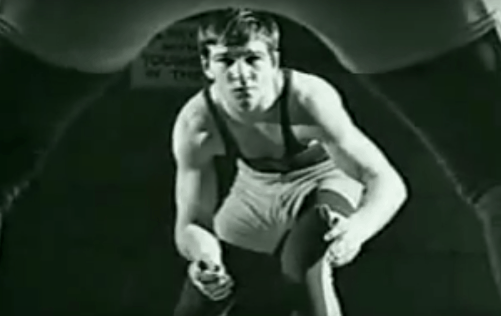 Wrestling quotes Dan Gable image