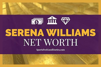 Serena Williams net worth and quotes image