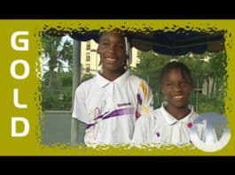 Venus and Serena Williams image