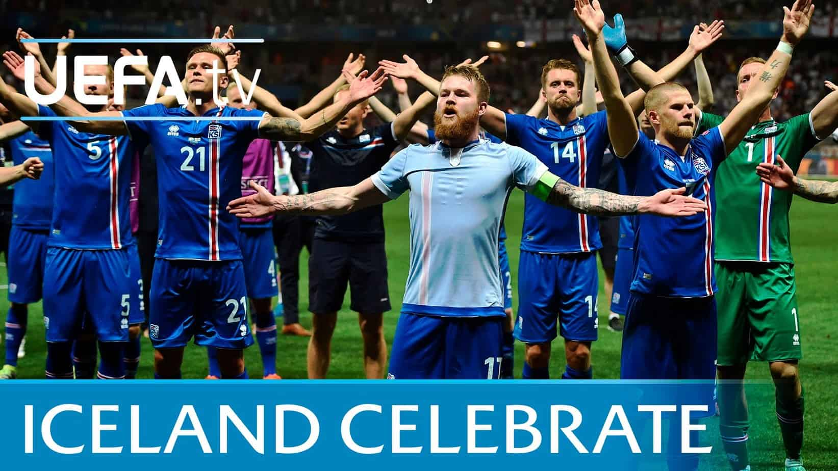 Seven Reasons to Cheer for Iceland
